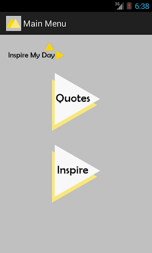 Inspire My Day