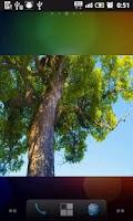 Screenshot of ForestSound