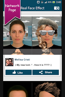 Face Changer : Face Effects - screenshot thumbnail