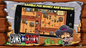 Screenshot of Guns'n'Glory