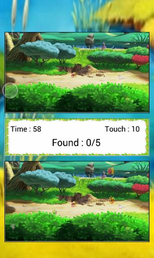 【免費解謎App】Animal Difference Games Free-APP點子