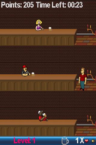 Bartender - screenshot