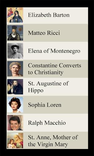 【免費書籍App】Catholic People-APP點子