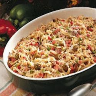 Ham and Chicken Casserole Recipe