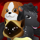 Sara's Pretty Pet Parlour Free icon