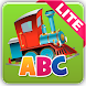 Kids ABC Trains Game Lite icon