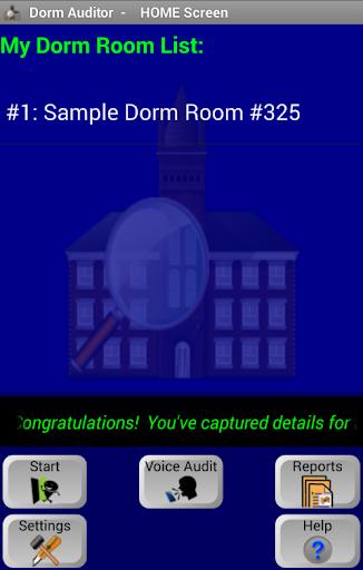 Dorm Auditor-Deposit Protector