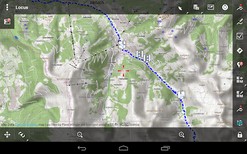 Locus Map Free - Outdoor GPS - screenshot thumbnail