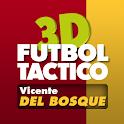 3D Fútbol Táctico Del Bosque icon