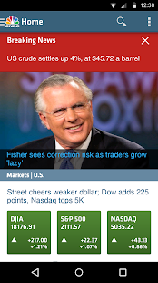 CNBC - screenshot thumbnail