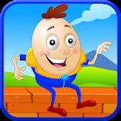 Humpty Dumpty - Kids Rhyme