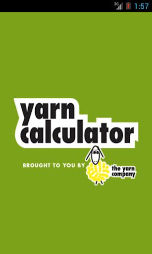 The Yarn Calculator