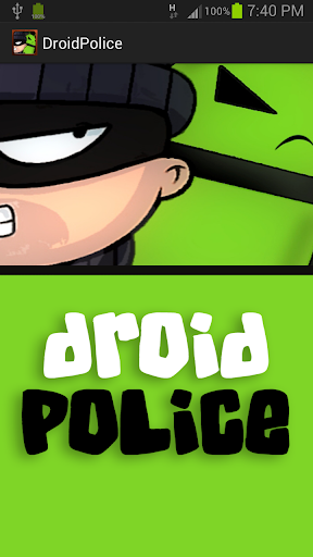 Droid Police