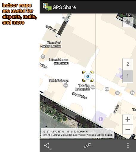 GPS Share  screenshot 5