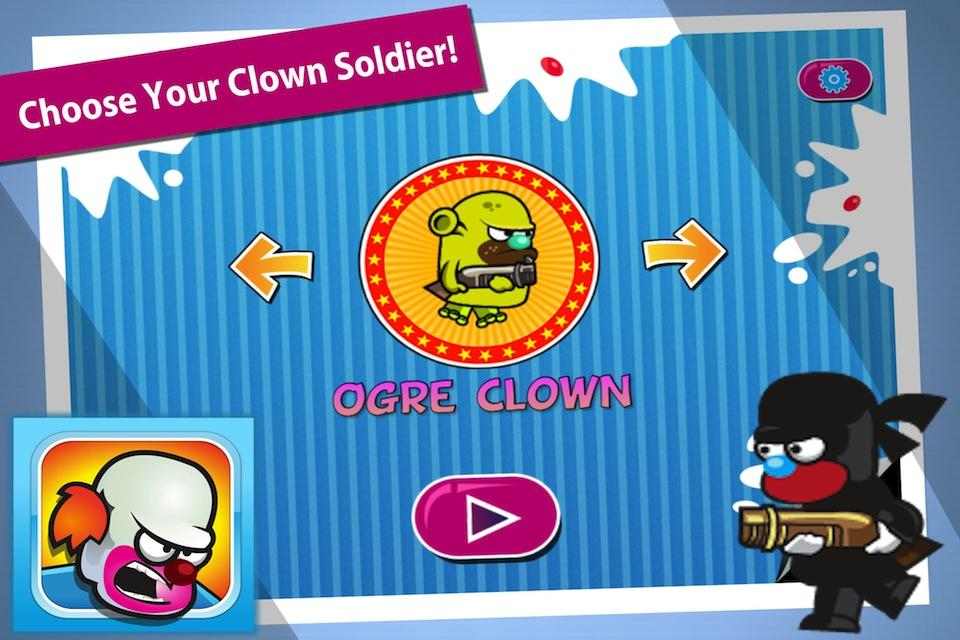 Clash of Clowns Fun Run Battle- screenshot