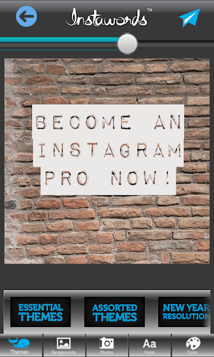Instawords Free - Text On Pics