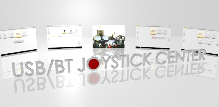 USB/BT Joystick Center 6 6.44 apk