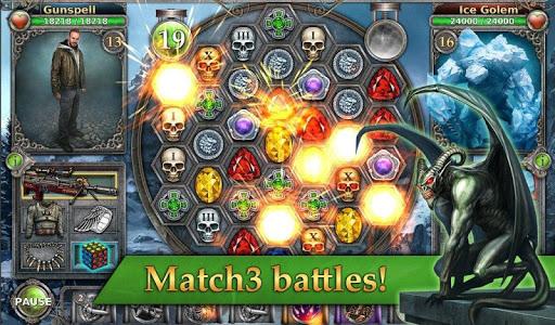 Gunspell - Match 3 Battles 1.6.09 screenshots 15