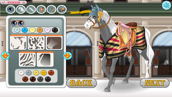 häst ridning spel
