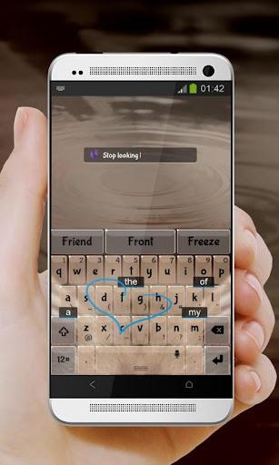 【免費個人化App】星小貓 TouchPal Theme-APP點子