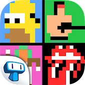 Pixel Pop - Icons, Logos Quiz