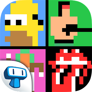 Pixel Pop – Icons, Logos Quiz for PC and MAC