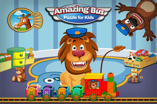 Kids Cars Jigsaw Puzzle Game