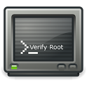 Verify Root icon