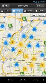 MyApartmentMap Apartments Tool Screenshot 1