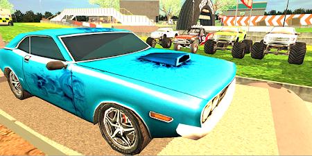 Classic Off-Road Challenge 1.0 screenshot 640945