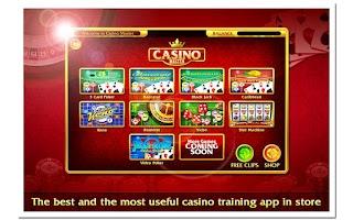 Screenshot of BlackJack Roulette Poker Slot
