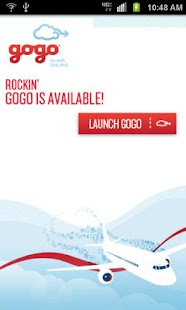 Gogo Inflight Internet- screenshot thumbnail