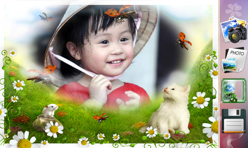 Free collage maker software program for Photoshop collage