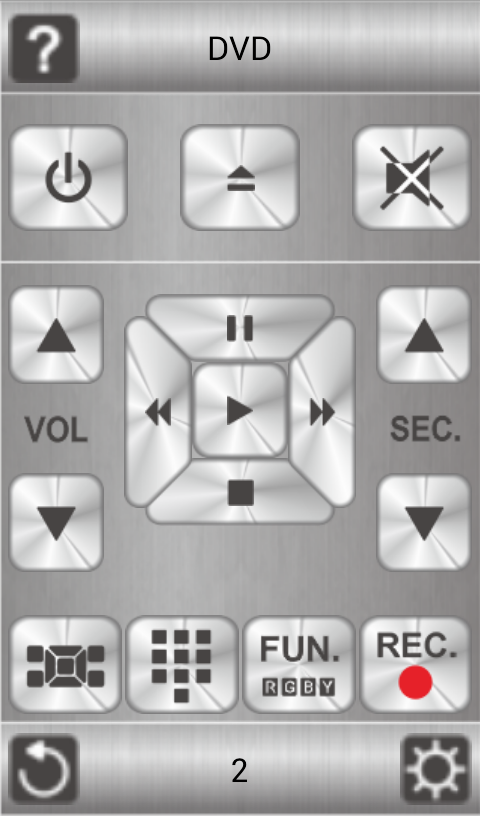 Toplink Super Remote Control- screenshot