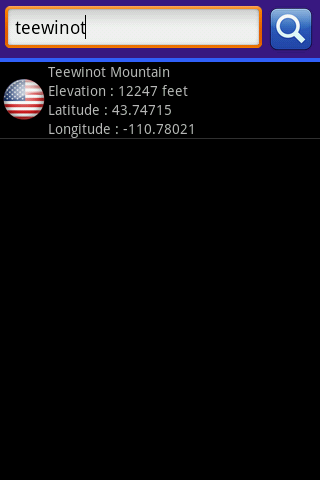 Mountain Live Explorer - USA - screenshot