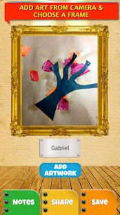 Kidpix: Save Your Kid's Art - screenshot thumbnail