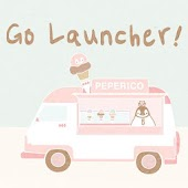 Pepe-icecream go launcher