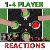 4 Player Reactions