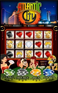 Atlantic City Slot Machine HD- screenshot thumbnail