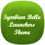 Belle Multi Launcher theme v1.0