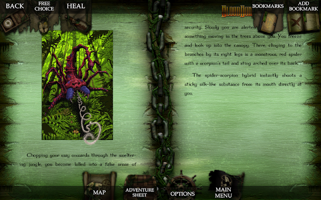 Bloodbones - Screenshot