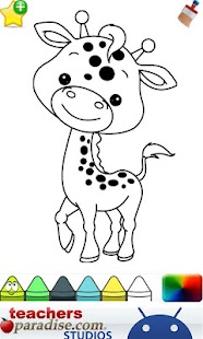 Baby Animals Coloring Book - Android Apps on Google Play
