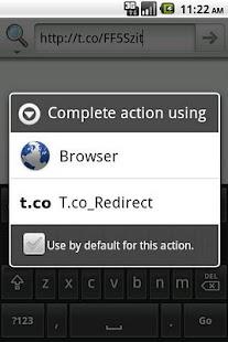 t.co redirector- screenshot thumbnail