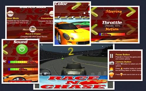 Race n Chase - 3D Car Racing- screenshot thumbnail