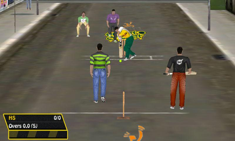 Street Cricket- screenshot