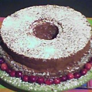 Butternut Pound Cake