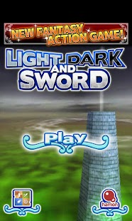 LIGHT AND DARK SWORD- screenshot thumbnail