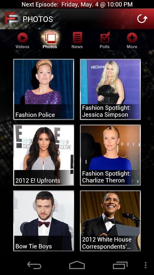 Fashion Police - screenshot