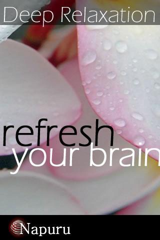 Refresh Your Brain Relaxation - screenshot