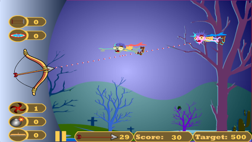 Shoot Zombies Bow Arrow game